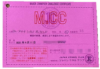 MCCカード